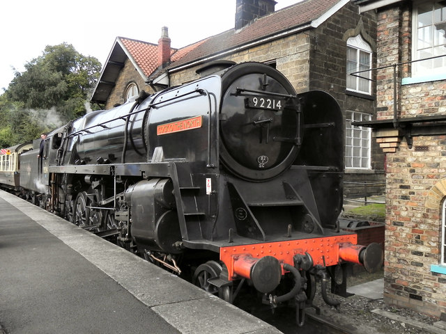 92214 Cock O'Th North at Grosmont