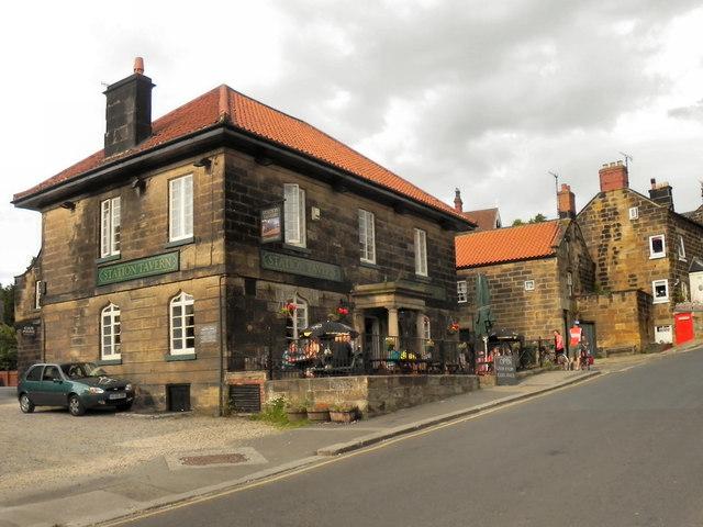 Grosmont, Station Tavern