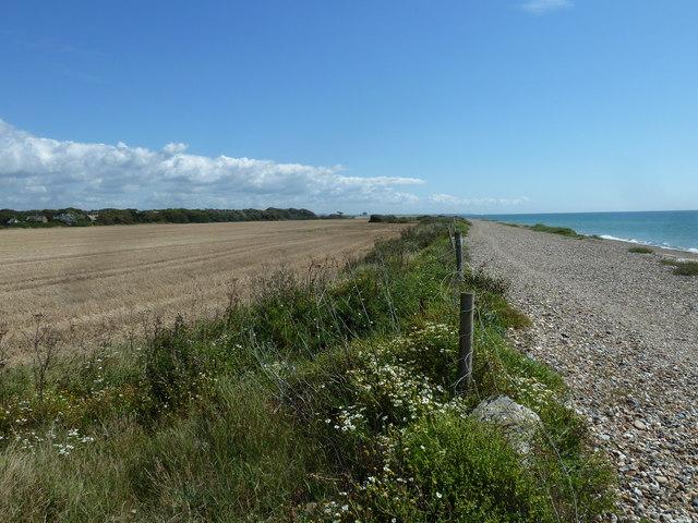 Along the coast from Atherington to Elmer (13)