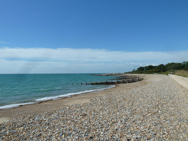 Along the coast from Atherington to Elmer (14)