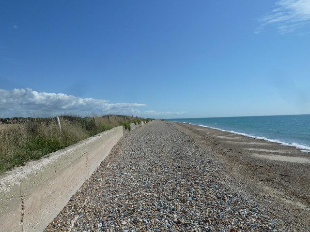 Along the coast from Atherington to Elmer (16)