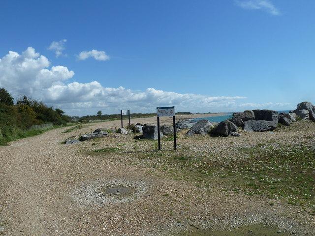 Along the coast from Atherington to Elmer (20)