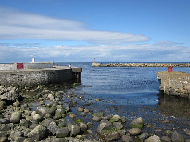 Girvan Harbour