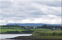 G2525 : Western shore aspect of the River Moy near Carrowkelly by C Michael Hogan