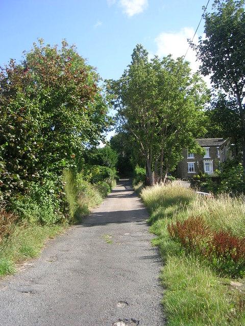 Yates Flat - Gaisby Lane