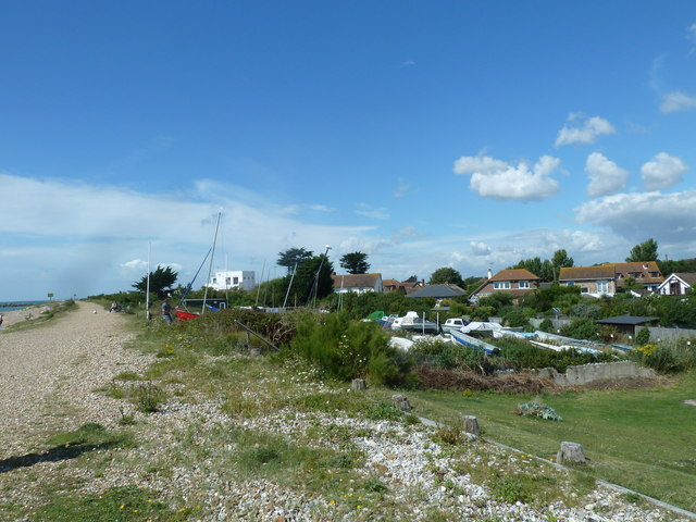 Along the coast from Atherington to Elmer (29)