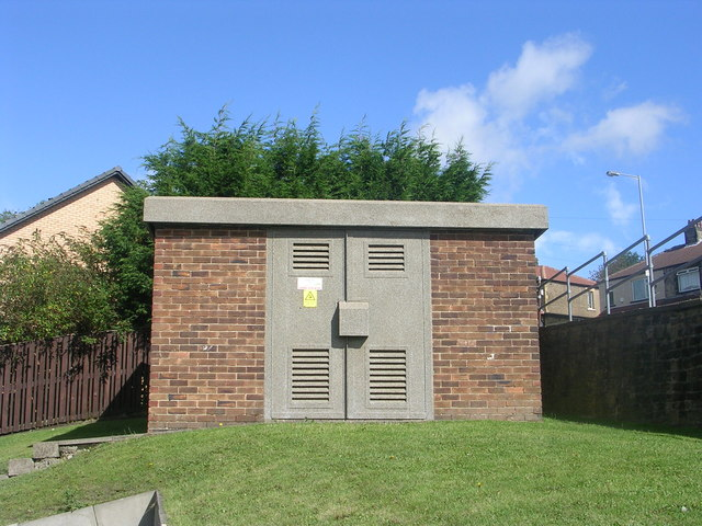 Electricity Substation No 934 - Gaisby Rise