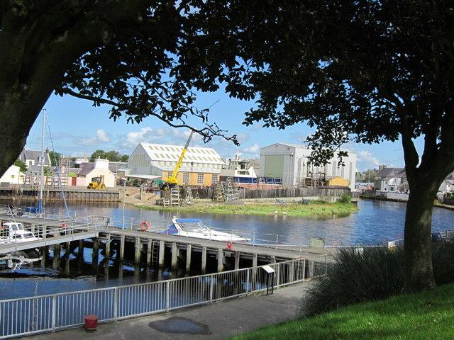 Nobles Ship Yard