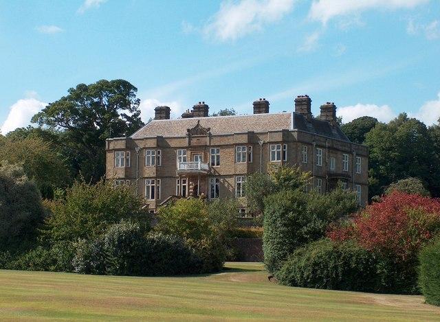 Beauchief Hall