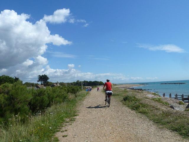 Along the coast from Atherington to Elmer (31)