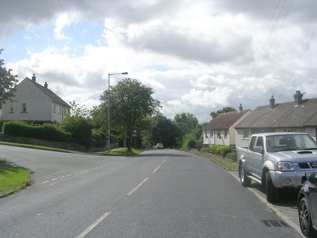 Festival Avenue - viewed from Hawthorn Avenue