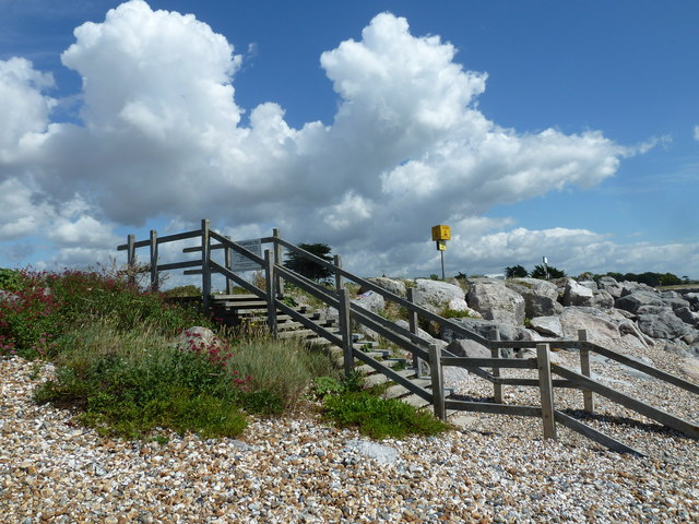 Along the coast from Atherington to Elmer (41)