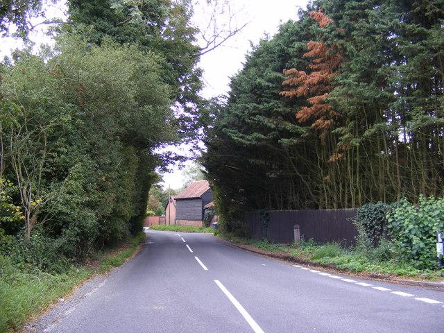 B1078 Grundisburgh Road