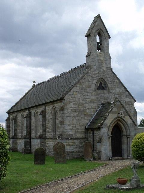 Holy Cross Church, Kirkby Green