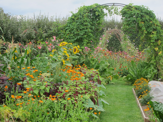 Yalding gardens