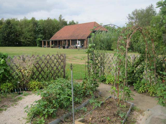 Yalding gardens farmshop and cafe