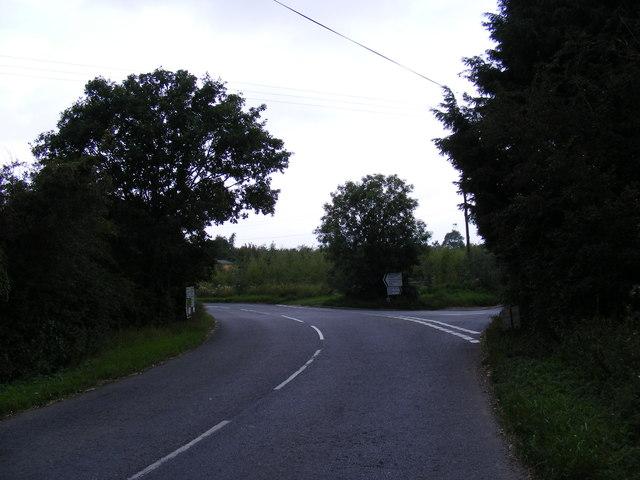 B1079 Grundisburgh Road