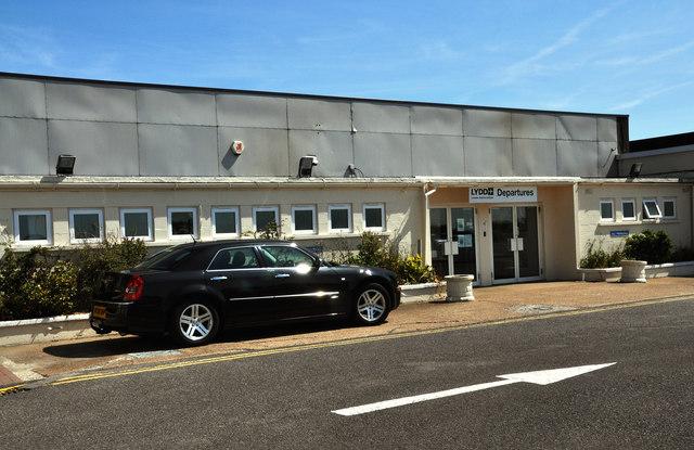 Lydd Airport ( London-Ashford )