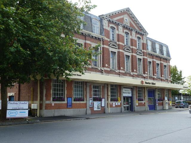 Station Building, Newton Abbot