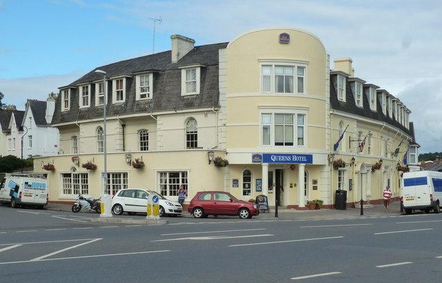 Queens hotel, Newton Abbot