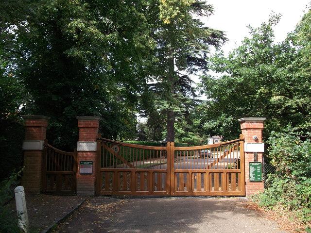 Gates to Wilderness Road