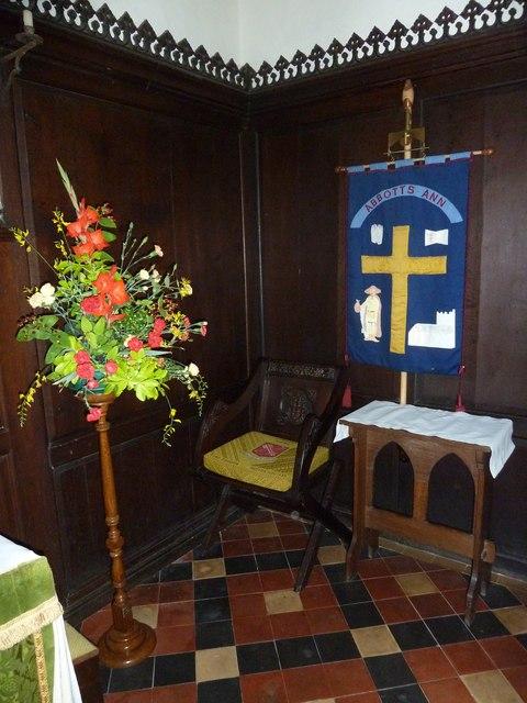 Abbotts Ann - St Mary: banner