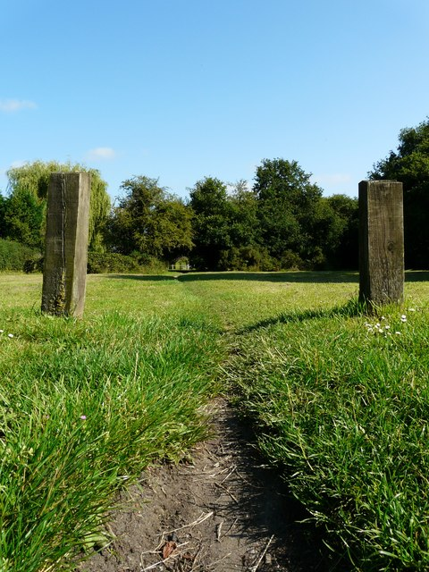 Right of Way across Westfield Common