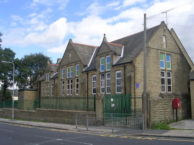 High Craggs Primary School - Crag Road