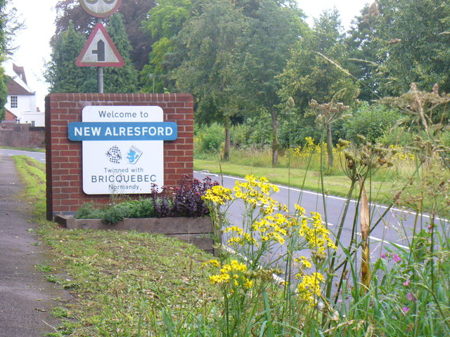 Welcome to New Alresford