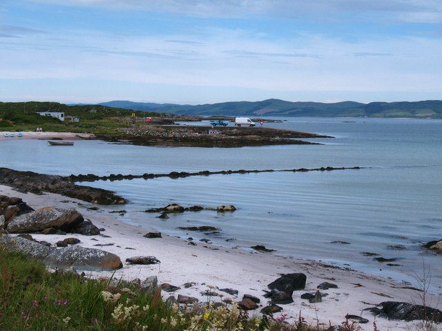 Ardminish Bay