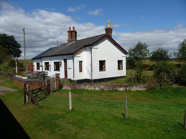 Crossing Cottage, Eardington