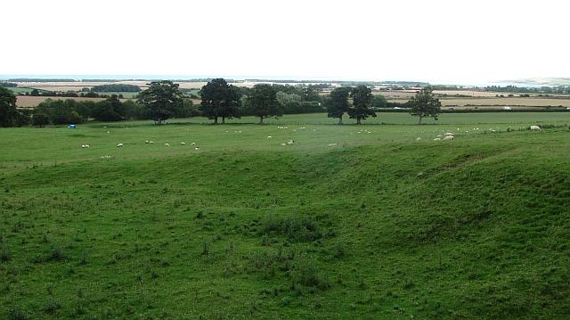 Quarried ground, Middleton