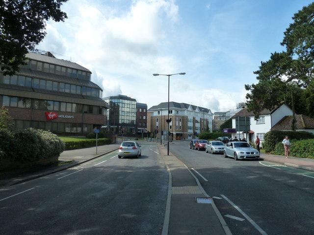 Haslett Avenue West