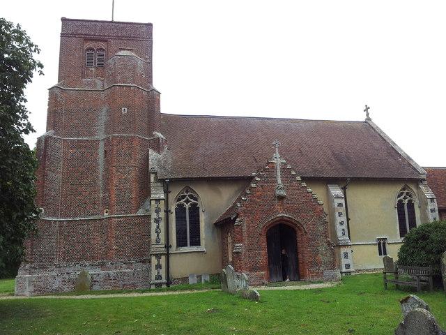 All Saints Church, Ashbocking