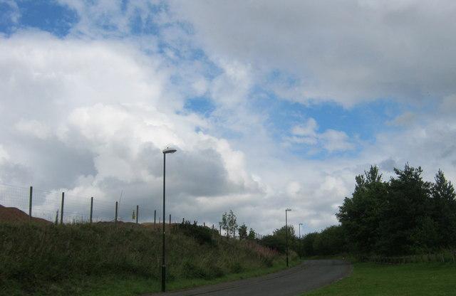 Downs Pit Lane