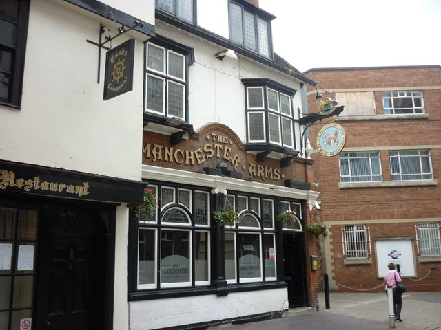 The Manchester Arms, Scale Lane, Hull