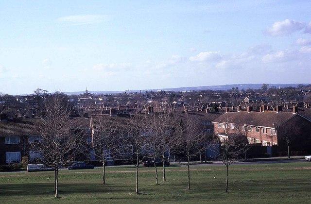 Looking towards Salisbury Road (1)