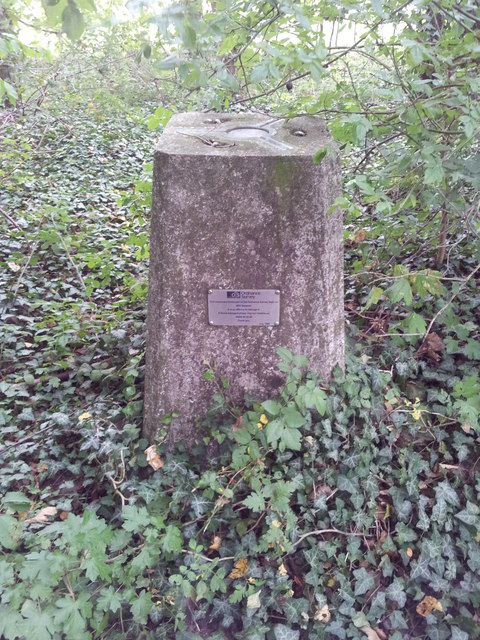 Triangulation pillar (trig point)
