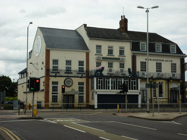 Pozition night club, Hull
