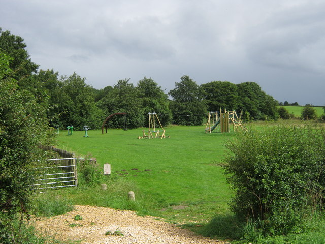 Play area at Shadforth