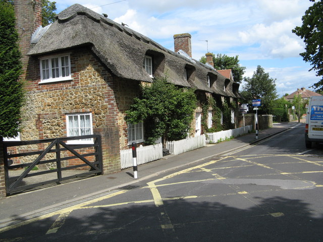 Cottages in Bersted Street
