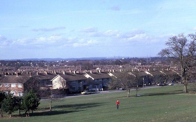 Looking towards Salisbury Road (3)