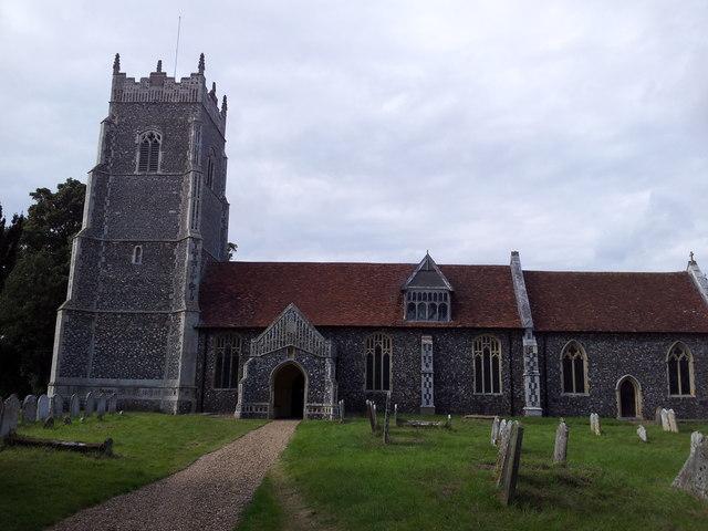 St.Mary's Church, Helmingham
