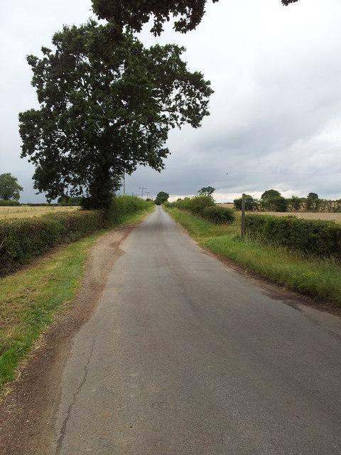 New Road, just past Bocking Hall
