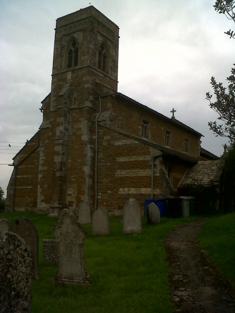 Church of St Mary Magdalene, Ridlington