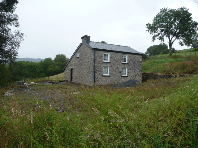 Renovated cottage at Talwrn