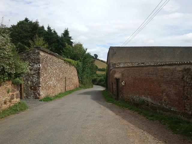 Buildings at Langdon Barton