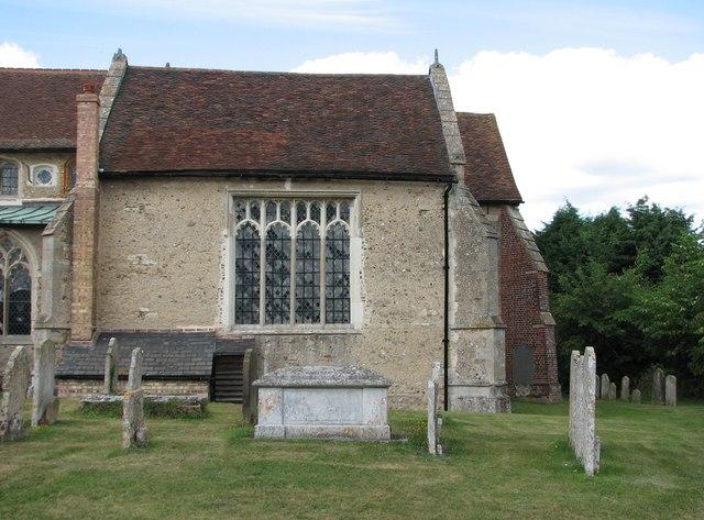 Ashdon: All Saints - south chapel