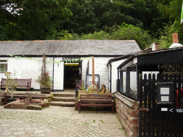 The Visitor Centre, Eastham Country Park