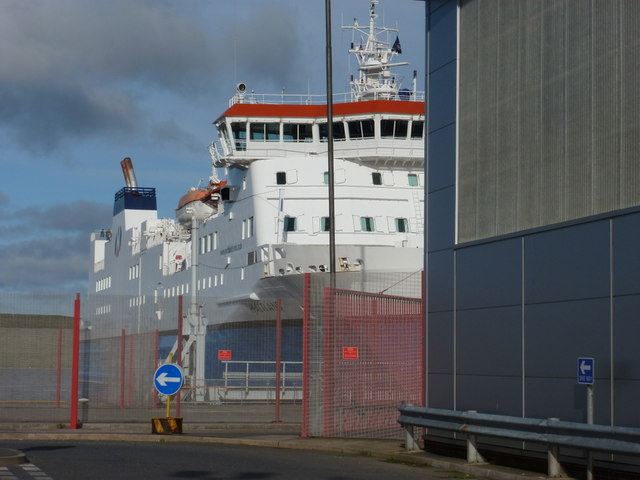 Lerwick: last photo before leaving Shetland soil